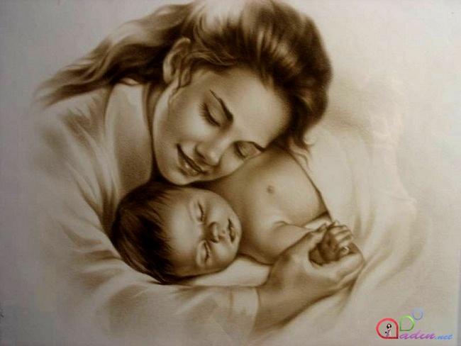 Когда появляется молоко у матери?